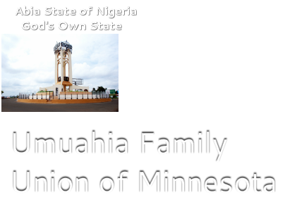 Umuahia family union of Minnesota